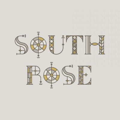 Tipografia Gratuita South Rose